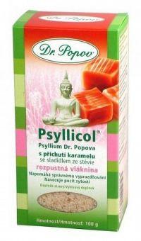 Psyllicol s příchutí karamelu 100g