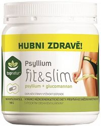 Psyllium Fit&Slim cps.180 TOPNATUR 148g