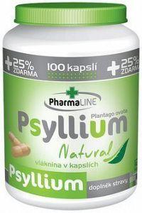 Psyllium Natural - cps.100 + 25% zdarma
