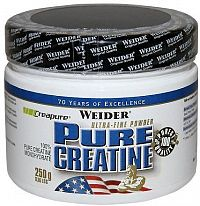 Pure Creatine, 250 g, Weider
