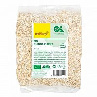 Quinoa vločky BIO 250 g Wolfberry*