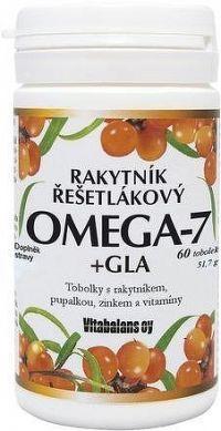 Rakytník řešetlákový OMEGA-7+GLA tbl. 60
