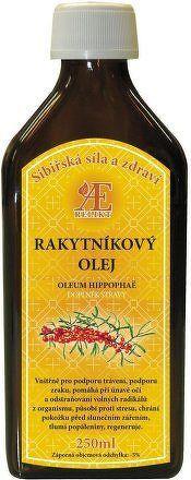 Rakytníkový olej 250ml