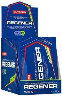 REGENER 450g Red fresh 6 porcí a 75g
