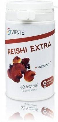 Reishi extra s vitaminem C cps.60