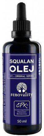 Renovality Squalan olej 50ml