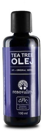 Renovality Tee Tree olej 100ml