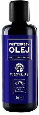 Renovality Wintergreen olej 50ml