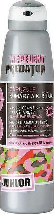 Repelent PREDATOR JUNIOR spray 150ml