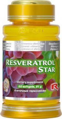 Resveratrol Star 60 sfg
