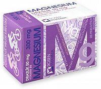 Rosen Magnesium 300mg perlivé pastilky 20ks