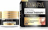 Royal Caviar - Protivráskový ultra výživný noční krém-maska