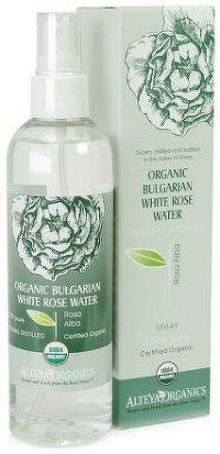 Růžová voda z bílé růže bio Alteya 250ml