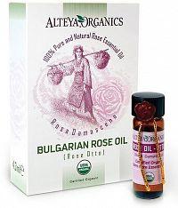 Růžový olej 100% Bio Alteya 1 ml