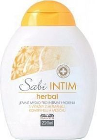 SABI Intim Herbal 220ml + Dárek PAVES