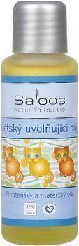 SALOOS Dětský uvolňující olej 50ml
