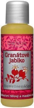 SALOOS Exkluzivní těl.masáž.olej Granát.jablko50ml