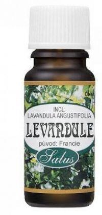 SALUS Esenciální olej Levandule 10ml