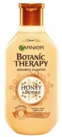 Šampon s medem a propolisem na velmi poškozené vlasy Botanic Therapy (Repairing Shampoo) - 250 ml