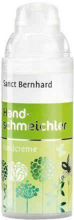 Sanct Bernhard Krém na ruce s arganovým olejem a bambuckým máslem 50 ml