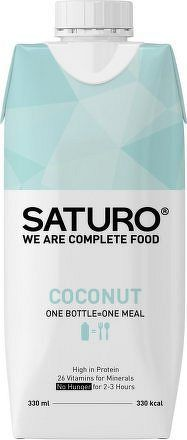 Saturo Coconut 330 ml