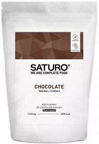 SATURO Vegan Prášek - Čokoláda 1430g