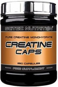 SciTec Nutrition Creatine 250 kapslí