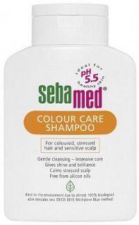 Sebamed šampon na barvené a oslabené vlasy 200ml