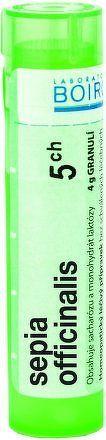Sepia Officinalis CH5 gra.4g