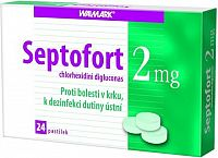 Septofort orm.pas.24x2mg-bli