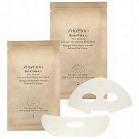 Shiseido Intenzivní revitalizační maska na obličej Benefiance 4 ks