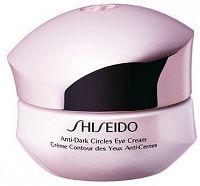 Shiseido Oční krém proti tmavým kruhům 15 ml