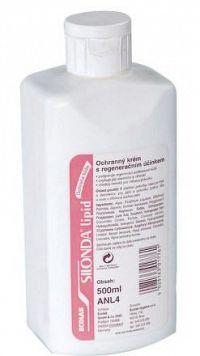 Silonda lipid tekutý krém 500ml