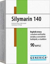Silymarin 140 Generica cps. 90