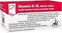 Silymarin AL 50 drg.100x50mg