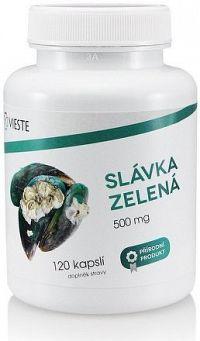 Slávka zelená 120 cps