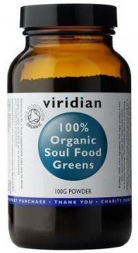 Soul Food Greens 100g Organic