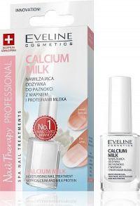 SPA Nail Calcium Milk - kondicionér na nehty s mléčnými proteiny