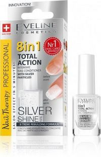 Spa Nail Total 8v1 Silver
