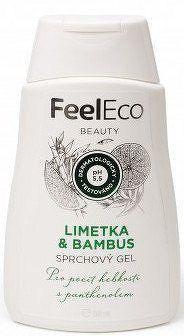 Sprchový gel Limetka a Bambus 300 ml Feel Eco