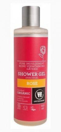 Sprchový gel růžový 250ml BIO
