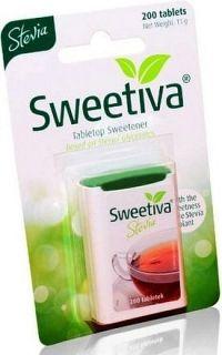 Stevia - Sweetiva 200 tablet