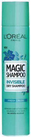Suchý šampon pro objem vlasů Magic Shampoo (Invisible Dry Shampoo) 200 ml - 01 Fresh Crush