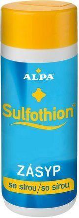 Sulfothion zásyp se sírou 100g