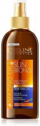 SunCare hluboko opalovací olej SPF 0 - sprej
