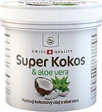 Super Kokos a aloe pleť.olej 150ml