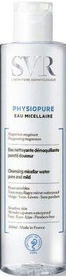 SVR Physiopure Eau Micellaire micelární voda 200ml
