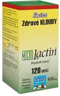 Swiss NatureVia ZDRAVÉ KLOUBY (MicroLactin) cps.120