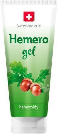 SwissMedicus Hemero gel 200 ml