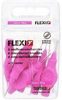 TANDEX mezi.kart. Flexi 0.4 mm růž. 6ks TA819071